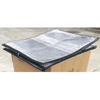 China 1mx1.2mx1.5m Insulated Pallet Cover Class A Flame Grade With Thermal Reflection on sale