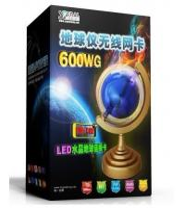 signalking 600WG 2000mW 48dBi 54Mbps High Power Clipper b/g USB Wireless/Wifi Adapter