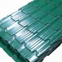 Best Colored Corrugated Metal Roofing Sheet, Galvanized Steel Sheets wholesale