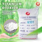 Best High Purity Titanium Dioxide Anatase A101 For Coating , Titanium Dioxide Rutile Grade wholesale