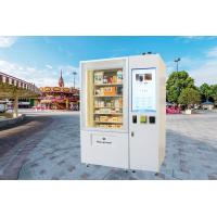 Cheap Pharmacy Refrigerator Vending Machine , Micro Market Vending Machine With Conveyor Belt for sale