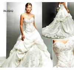Best 2008 Charming Wedding Dresses wholesale