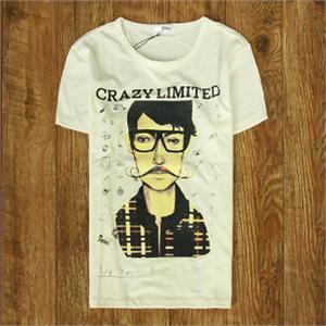 China newest design price digital t-shirt printing machine on sale