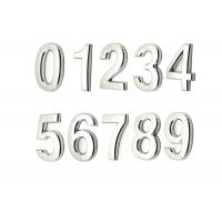 Best 0 - 9 Door Address Number Stickers For Mailbox Apartment Upgrade Model wholesale