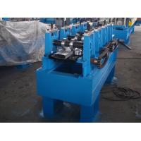 Buy cheap Beam Profile Lock Cold Roll Forming Machine for upright structure 4 roller stations product