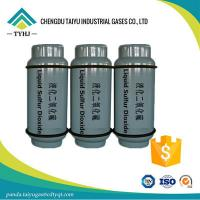 Best China Facroty Price of 99.9% Liquid Sulfur Dioxide SO2 for wine &food wholesale