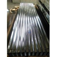 Best SGCC, SGCH, G550 JIS 3000mm Galvanised Corrugated Roofing Sheets wholesale