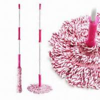 Best Wet mop, made of microfiber, cotton yarn and steel wholesale