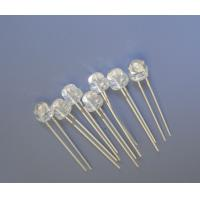 Best 5mm epistar white LED with Water Clear Lens For Led T8 Tube , Ultra bright led wholesale