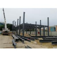 China Large Project Prefab Commercial Buildings , Pre Engineered Metal Buildings Great Design on sale