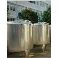 Best Vacuum Stainless Steel Mixing Tank with agitator  , mixing vessels wholesale