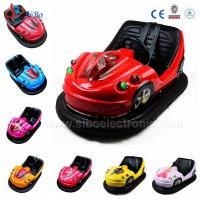 Best Coin Operated Fiber Glass Scooter Battery Bumper Car Electronic Bumper Car For Children wholesale