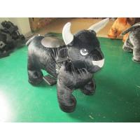 Best Coin Operated Animal Walking Rides Battery Powered Animals Riding Toy wholesale