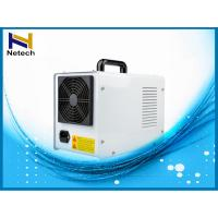 China 3g/Hr White Hand Hold Odor Free Ozone Generator For Air Purifier / Water Treatment on sale