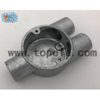 Branch Three Y Way BS4568 Conduit Explosion Proof Conduit Fittings Malleable Iron Box