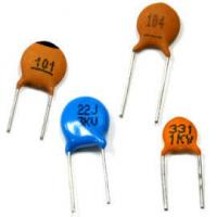 Best UC006 Cheap High voltage disc ceramic 10KV 10mm capacitor wholesale