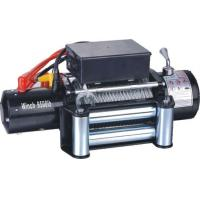 Best Most popular powerful 12V 9500 lbs electric winch wholesale