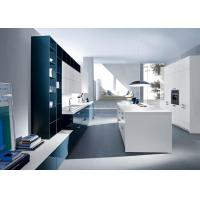 Best Villa Projects MDF Kitchen Cabinets / Cupboards With Moisture Proof Board wholesale