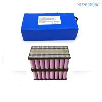 China 3000w 18650 Battery Pack , Replacement Rechargeable Batteries High Rate Discharge on sale