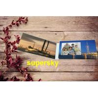 China Handmade Invitation Lcd Video Greeting Card , Lcd Promotional Video Card on sale