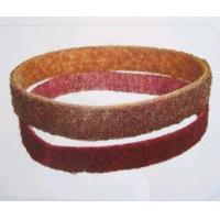 Buy cheap No Woven Abrasive Belt from wholesalers