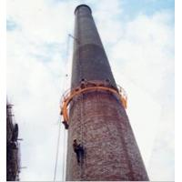Chimney Round Transport Cradle Scaffolding , Window Washing Lift
