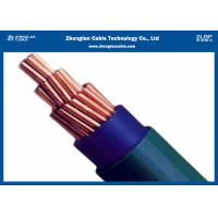 China 0.6/1KV CU/XLPE/PVC N2XY Copper Conductor XLPE Insulated Electric Power Cable on sale