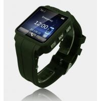 Best TW120 Wrist Mobile Phone,Watch Mobile Phone,Smart Watch 1.54 touch screen Single Core 1.3M wholesale