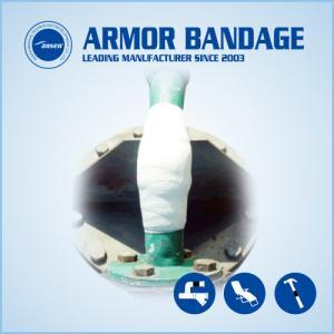 Best Free sample Economic Price Clamp Pipe Repair Bandage Exhaust Tail Pipe Repair Kit Emergency Pipe Fix Tape wholesale