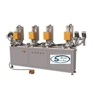 Best Steel Liner Automatic UPVC Window Machine High Dimension Accuracy wholesale
