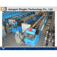 China Metal Steel Sheet Rolling Shutter Strip Forming Machine With Panasonic PLC control on sale