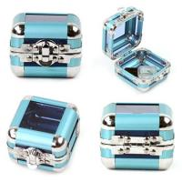 Best Elegant Design Jewelry Train Case , Jewelry Carrying Case For Travel wholesale