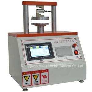 China Paper Ring Crush Tester / Edge Crush Testing Machine / Crushing Strength Test Machine on sale