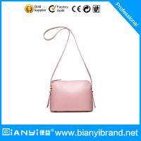 Buy cheap 2015 china wholesale leather lady handbags fashion PU hand bags ladies hand bags from wholesalers