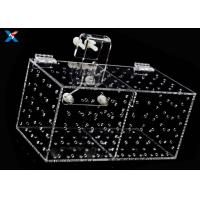 Best XH-AF Acrylic Modern Furniture Acrylic Isolation Box For Aquarium Plexiglass Tropical wholesale