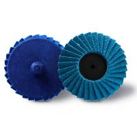 Buy cheap Fine Grit Mini Flap Disc Zirconia 50mm100mm Multi Size Available 8mm Thick from wholesalers