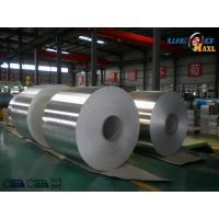 Best Mill Finished Color AA 1110 Cold Rolled Aluminium Coil For Architectural Decoration wholesale