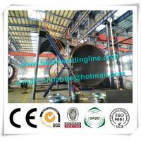 Best 120T Cement Tank Welding Rotator , Pipe Welding Rotator For Tank And Vessel wholesale