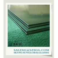 China Top quality glass 8mm clear laminated tempered glass with ce on sale