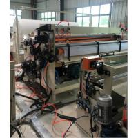 Best Non - Stop Fully Automatic Toilet Tissue Production Line In Doing Toilet And Kitchen Towel wholesale