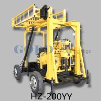 China HZ-130YY portable water well drilling rigs for sale on sale