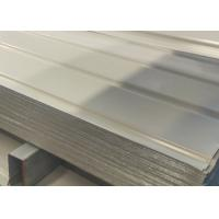 Best Zinc Coating Pre Coated Roof Sheets , Width 665 - 920mm Galvanised Corrugated Sheets wholesale