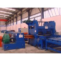 Best Stainess Steel Pre Painted Cut To Length Machine Uncoiling Leveling Coil Cutting Machine wholesale