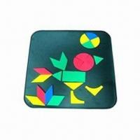 Best EVA Magnetic Mosaic Set, Customized Shapes and Colors are Welcome wholesale