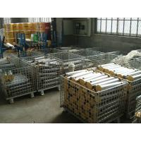 Best CNC Milling Forklift Truck Parts Precision Stainless Steel Shaft Natural Anodization wholesale