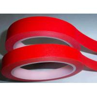 Best Heat Reistant Type Silicone Adhesive Crepe Paper Masking Tape Jumbo Roll wholesale