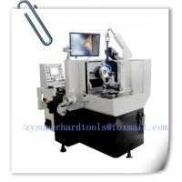 China semi-automatic grinding machine for machining pcd inserts on sale