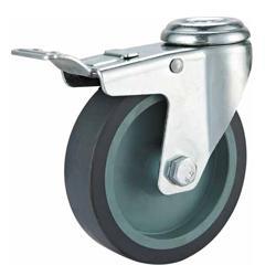 Best Hole top Caster wheel, Castor wheel,Castors, Industrial caster, Shopping cart caster, Medical caster wheel, wholesale
