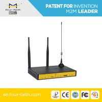 Best F3434S 4LAN 1WAN RS232 RS485 3G WIFI wireless wifi equipment router wifi advertise router wholesale