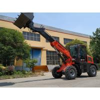 Best Made in china high quality telescopic loader HQ915T with cummins engine wholesale
